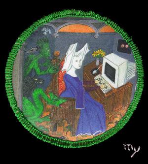 Christine de Pizan at HerComputer